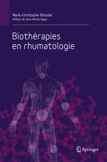 Biothèrapies en rhumatologie