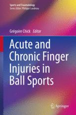 Acute and Chronic Finger Injuries in Ball Sports
