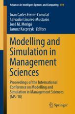 Modelling and Simulation in Management Sciences