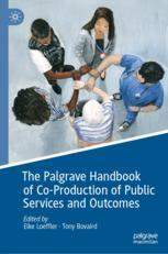 The Palgrave Handbook of Co-Production of Public Services and Outcomes