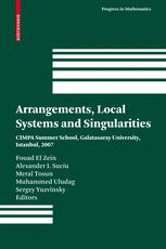 Arrangements, Local Systems and Singularities