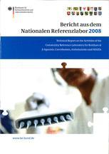 Bericht aus dem Nationalen Referenzlabor des BVL für das Jahr 2008