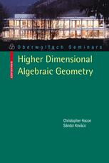 Classification of Higher Dimensional Algebraic Varieties