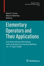 Elementary Operators and Their Applications