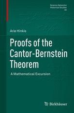 Proofs of the Cantor-Bernstein Theorem