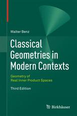 Classical Geometries in Modern Contexts
