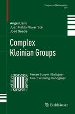 Complex Kleinian Groups