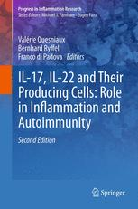 IL-17, IL-22 and Their Producing Cells: Role in Inflammation and Autoimmunity