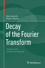 Decay of the Fourier Transform