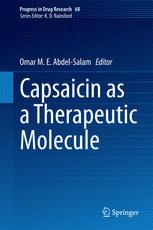 Capsaicin as a Therapeutic Molecule