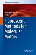 Fluorescent Methods for Molecular Motors