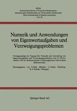 Numerik und Anwendungen von Eigenwertaufgaben und Verzweigungsproblemen