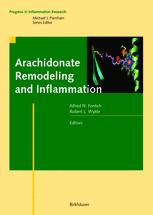 Arachidonate Remodeling and Inflammation