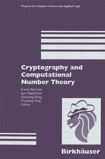 Cryptography and Computational Number Theory