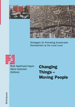 Changing Things — Moving People