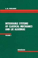 Integrable Systems of Classical Mechanics and Lie Algebras