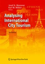 Analysing International City Tourism