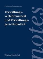Verwaltungsverfahrensrecht und Verwaltungsgerichtsbarkeit