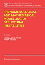 Phenomenological and Mathematical Modelling of Structural Instabilities