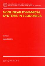 Nonlinear Dynamical Systems in Economics