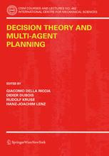 Decision Theory and Multi-Agent Planning