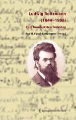 Ludwig Boltzmann (1844–1906)