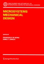 Microsystems Mechanical Design