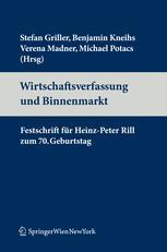 Wirtschaftsverfassung und Binnenmarkt