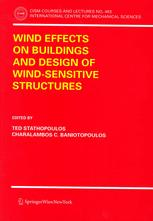 Wind Effects on Buildings and Design of Wind-Sensitive Structures