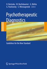 Psychotherapeutic Diagnostics