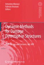 Dynamic Methods for Damage Detection in Structures