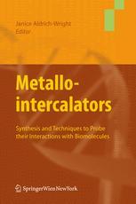 Metallointercalators