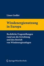Windenergienutzung in Europa