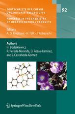 Fortschritte der Chemie organischer Naturstoffe / Progress in the Chemistry of Organic Natural Products, Vol. 92