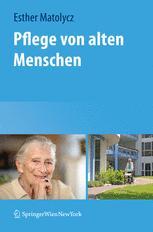 Pflege von alten Menschen