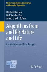 Algorithms from and for Nature and Life