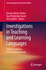 Case study research in applied linguistics  What can case studies of L   learners tell us