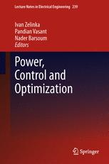 Power, Control and Optimization