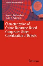 Characterization of Carbon Nanotube Based Composites under Consideration of Defects