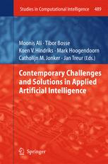 Contemporary Challenges and Solutions in Applied Artificial Intelligence