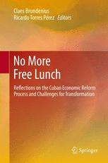 No More Free Lunch