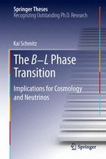 The B−L Phase Transition