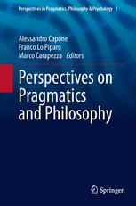 Perspectives on Pragmatics and Philosophy