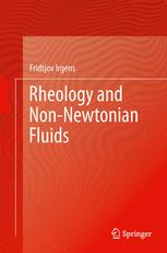 Rheology and Non-Newtonian Fluids