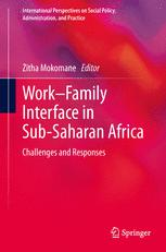 Work–Family Interface in Sub-Saharan Africa
