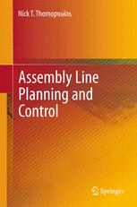Assembly Line Planning and Control