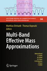 Multi-Band Effective Mass Approximations
