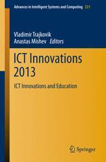 ICT Innovations 2013