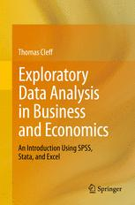 Exploratory Data Analysis in Business and Economics