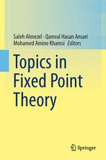 Topics in Fixed Point Theory
